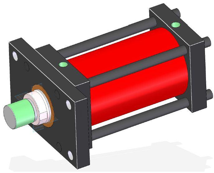 Hydraulic Cylinder in Nashik
