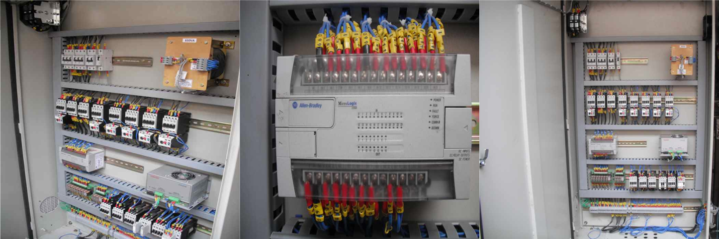 AutomationPLC Control Panels Manufacturers In Nashik