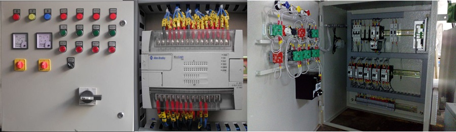 Automation,PLC Control Panels Manufacturers In Nashik