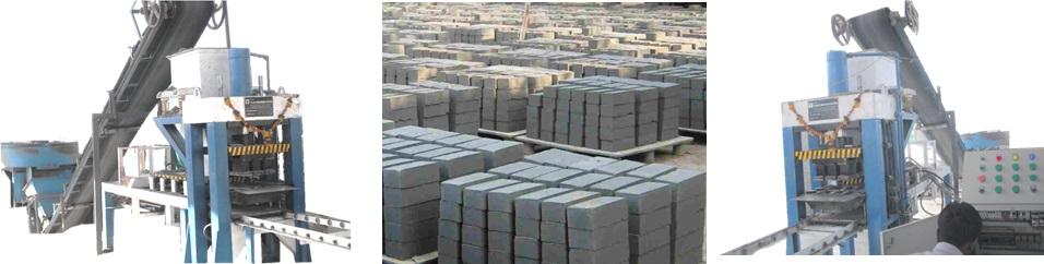 Fly Ash Bricks Making Machines Manufacturers In Nashik