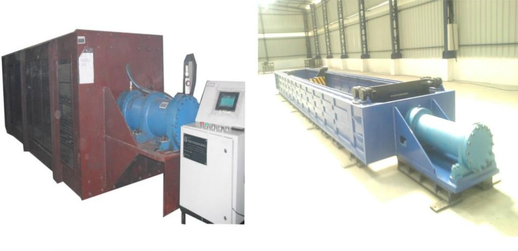 Horizontal Tensile Testing Machines Nashik