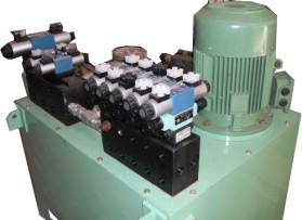 Custom Hydraulic Systems