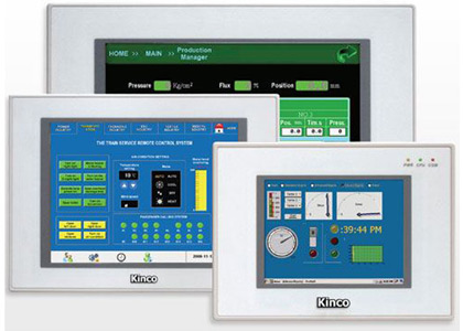 Kinco HMI MT5000